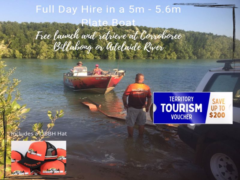 Outback Boat Hire