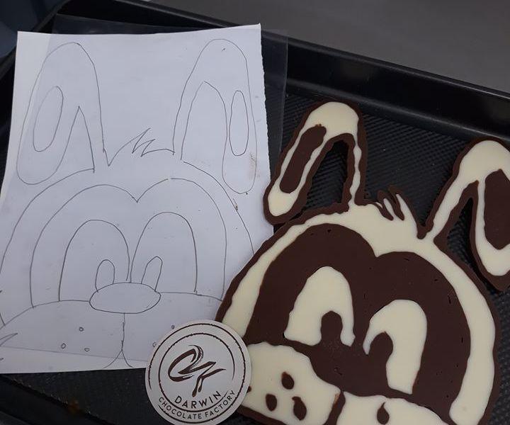 Charlotte's Web Darwin Chocolate Factory