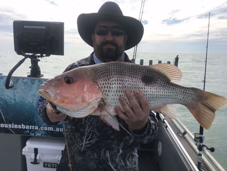 Mousie's Barra & Bluewater Fishing Charters