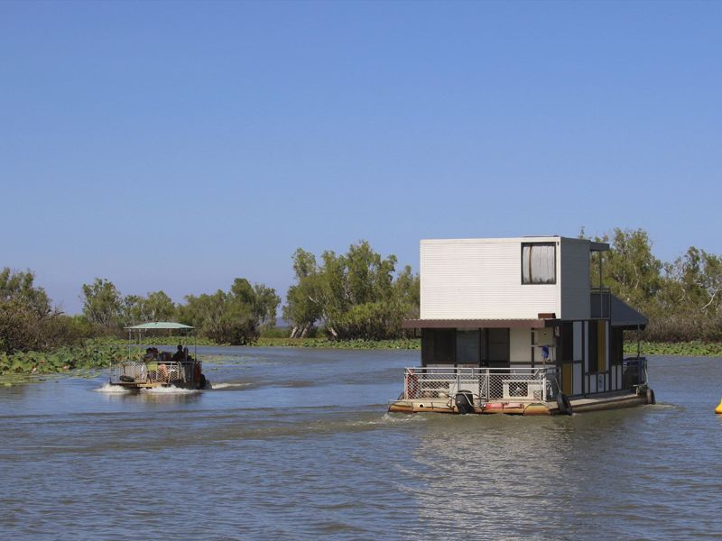 Corroboree Houseboat and Fishing Boat Hire (Mary River Houseboats)
