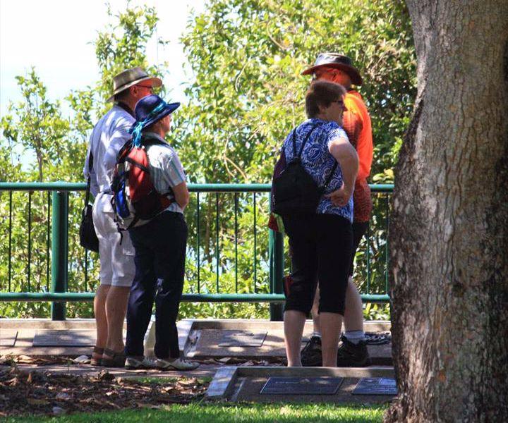 Walk Darwin