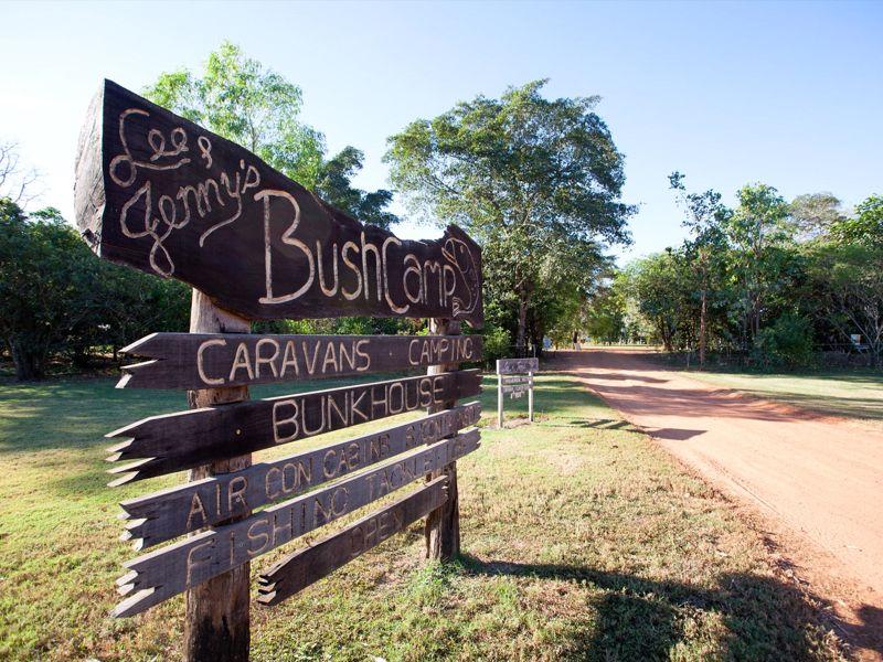 Lee & Jenny's Bush Camp