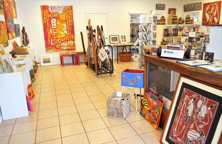 Mimi Aboriginal Arts & Craft
