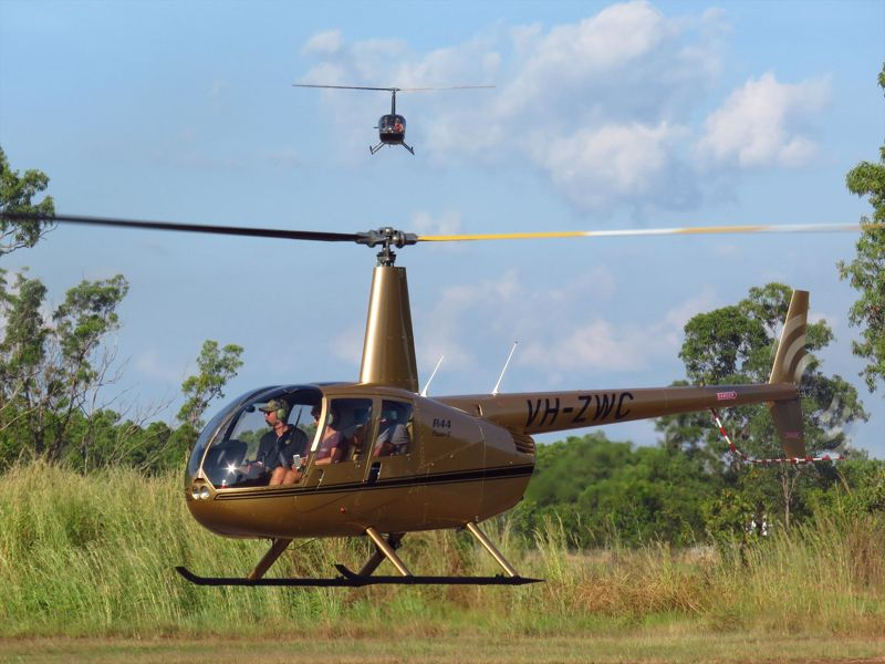 Airborne Solutions Darwin Helicopter Tours