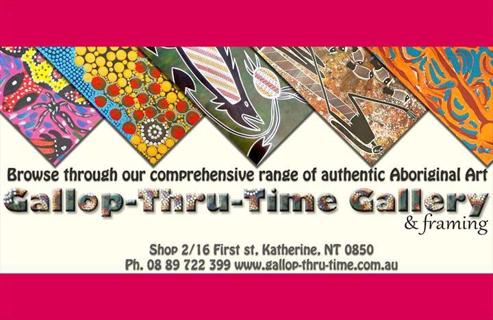 Gallop Thru Time Gallery & Framing