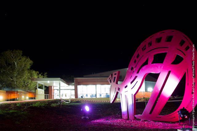 Godinymayin Yijard Rivers Arts & Culture Centre