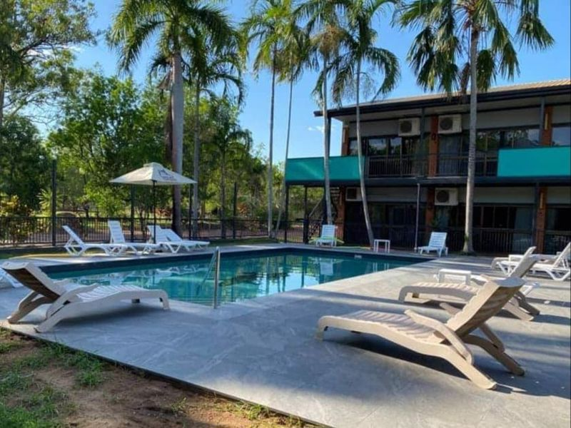 Litchfield Outback Resort – Lil'Ripper Café, Bar & Bistro