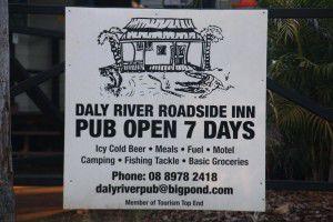 Daly River Roadside Inn
