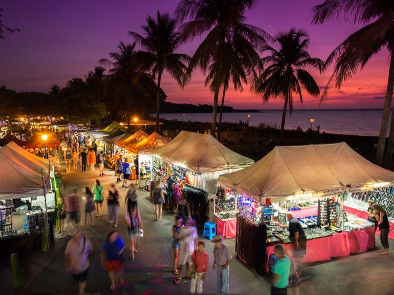 Mindil Beach Sunset Markets