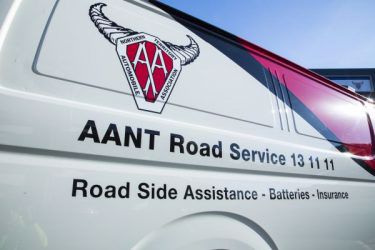 AANT - Automobile Assoc of NT