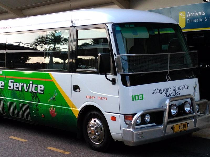 Darwin City Airport Shuttle Service