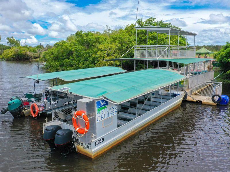 Wetland Cruises