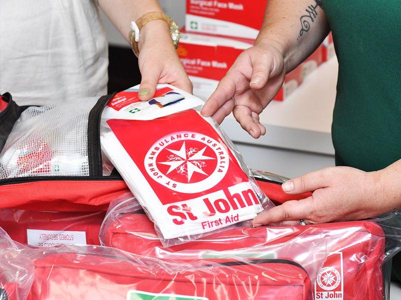 St John Ambulance Australia (NT) Inc