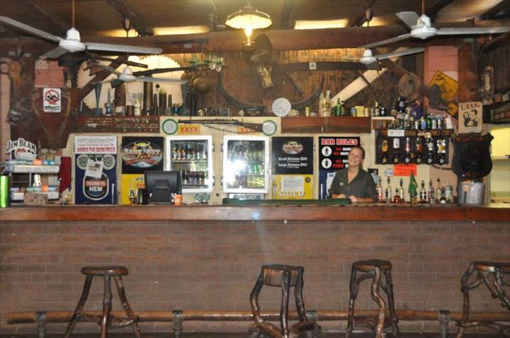 The Bark Hut Inn