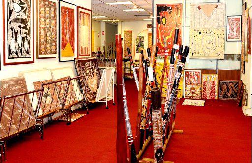 Aboriginal Fine Arts