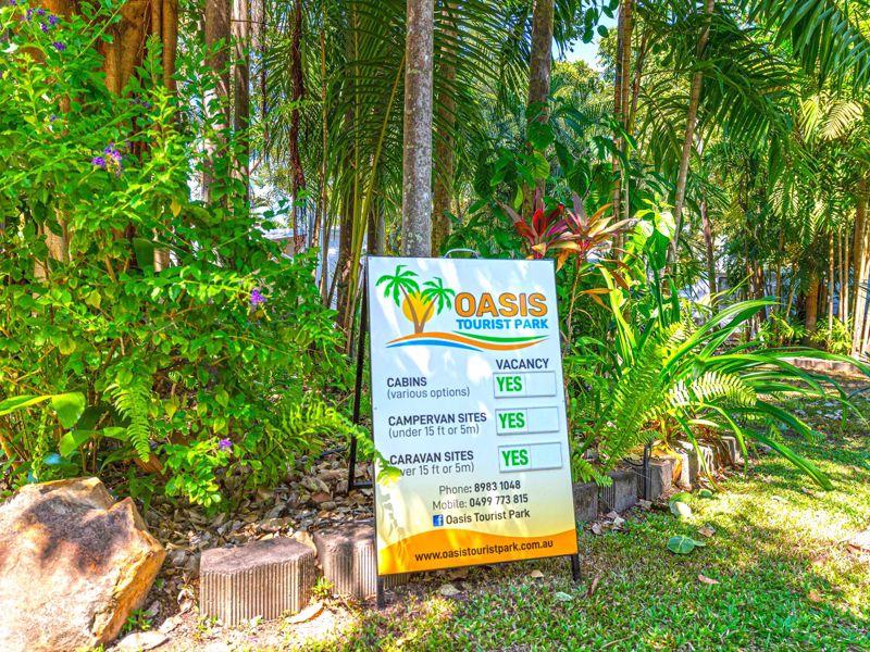 Oasis Tourist Park