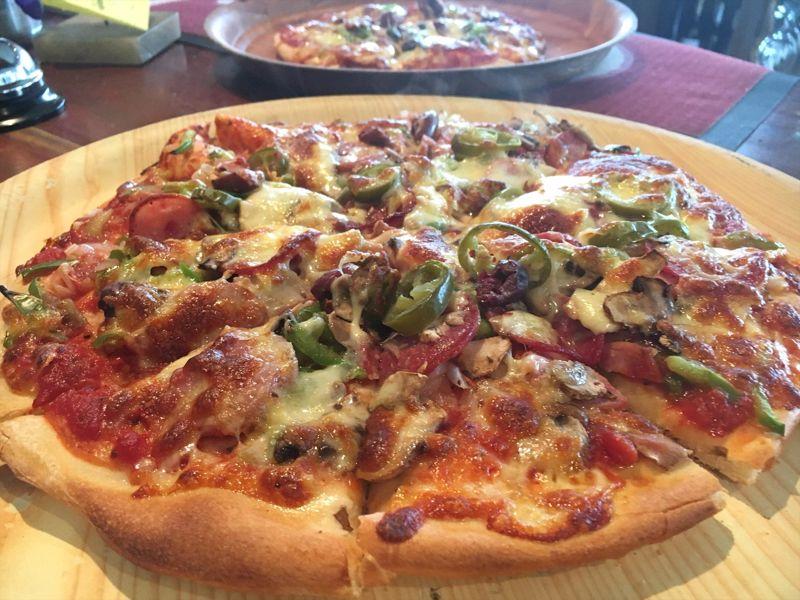 Eat a Pizza