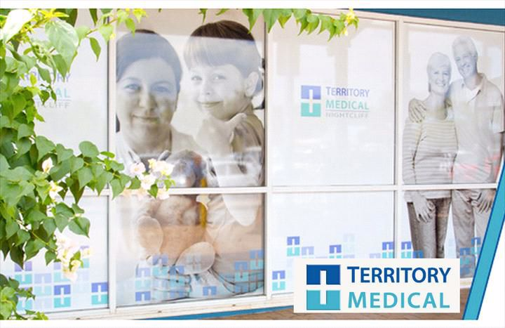 Territory Medical Group