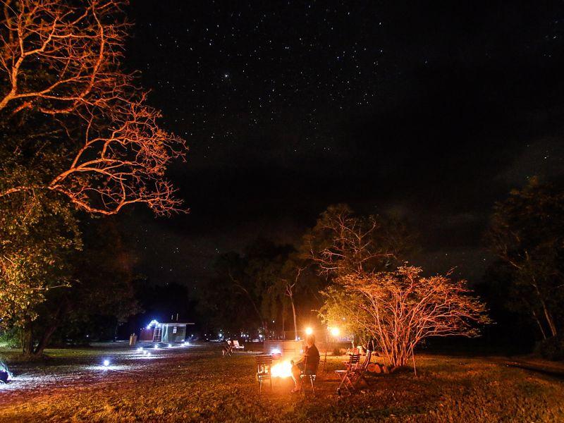 Hawk Dreaming Wilderness Lodge