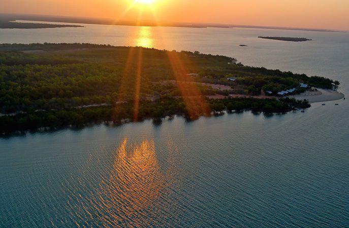 Crab Claw Island Resort