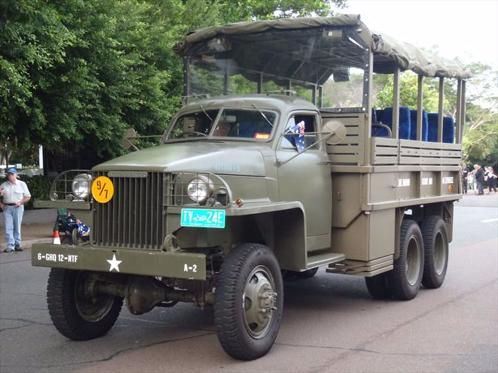 The Darwin History and Wartime Experience