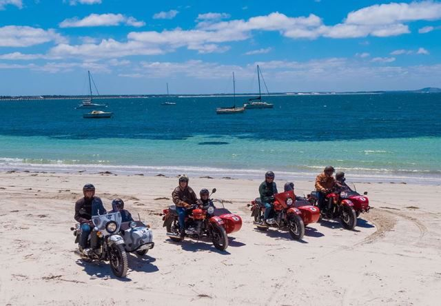 4 U We Do Sidecar Tours