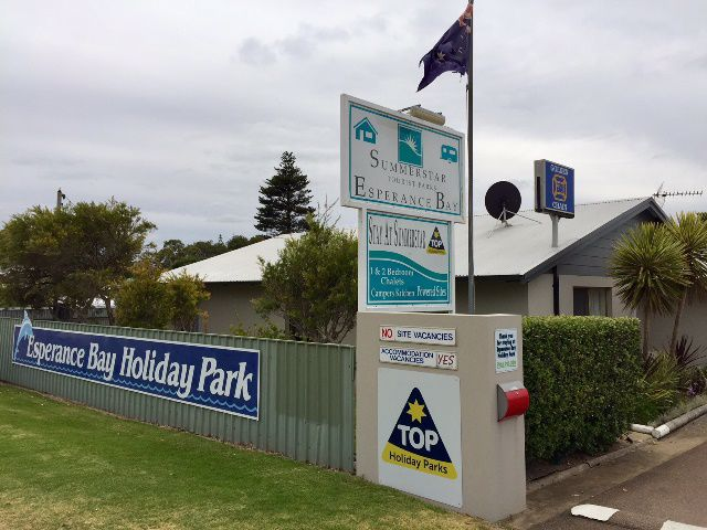Esperance Bay Holiday Park