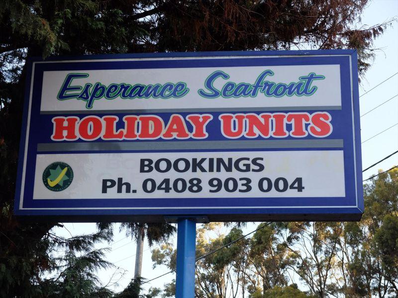 Esperance Seafront Holiday Units