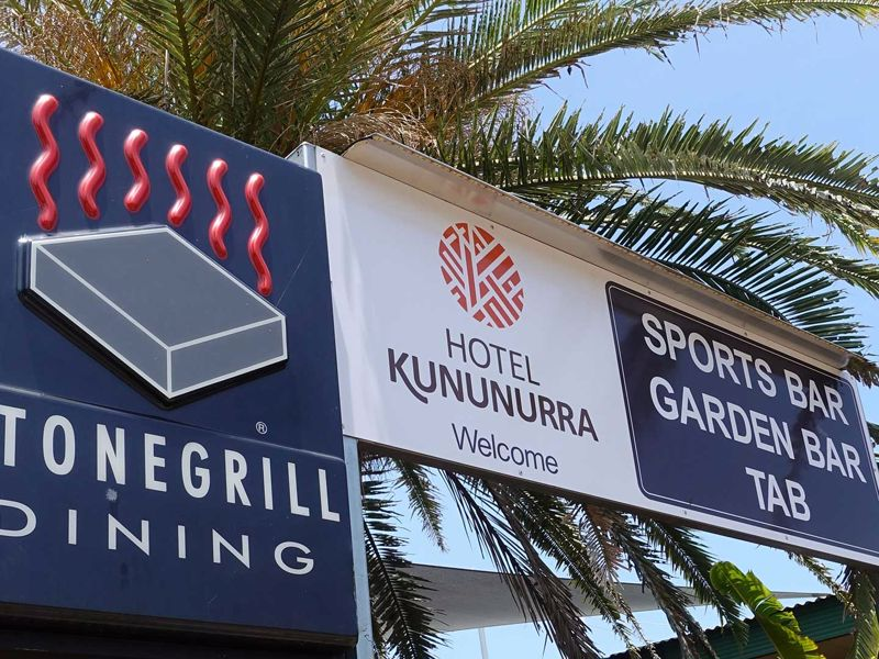 Hotel Kununurra - A Kimberley Accommodation Group property