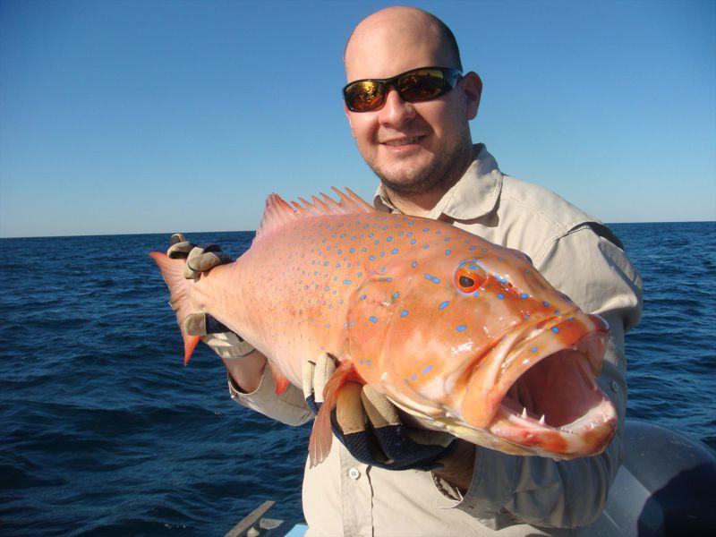 Mackerel Islands Fishing Charters