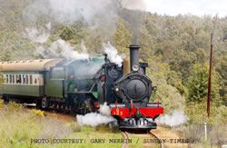 Hotham Valley Tourist Railway