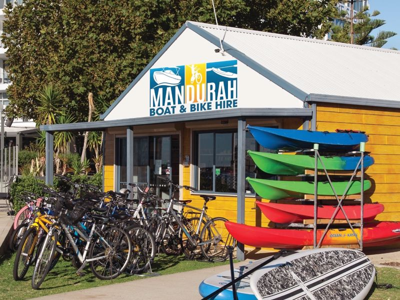 Mandurah Boat and Bike Hire