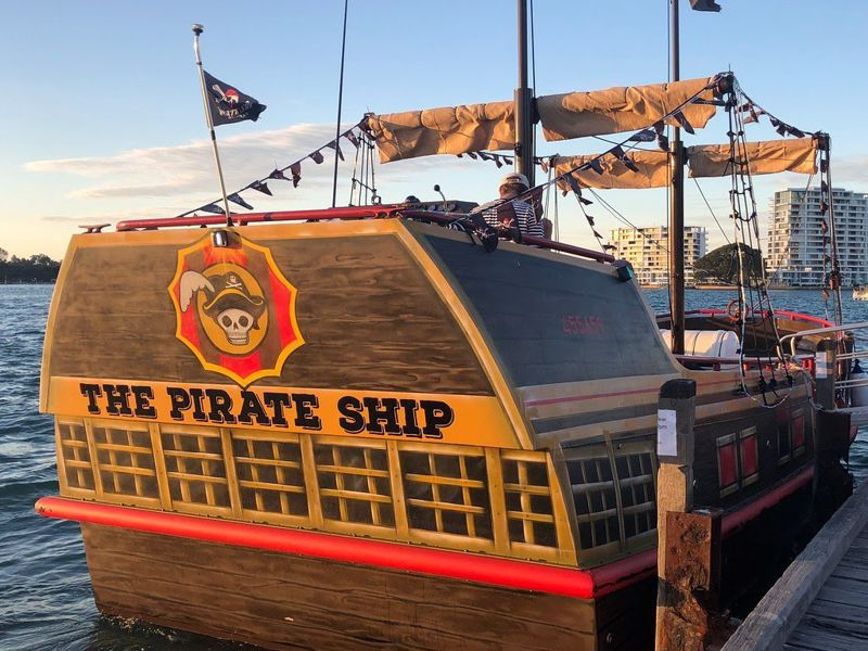 Pirate Ship Mandurah