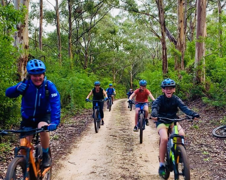 Margaret River Mountain Bike Tours