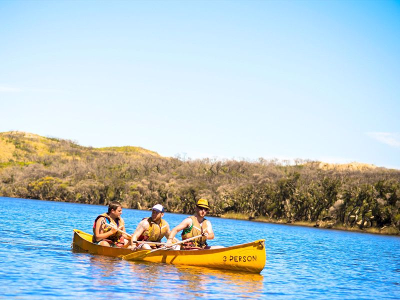 Bushtucker Canoe Tours