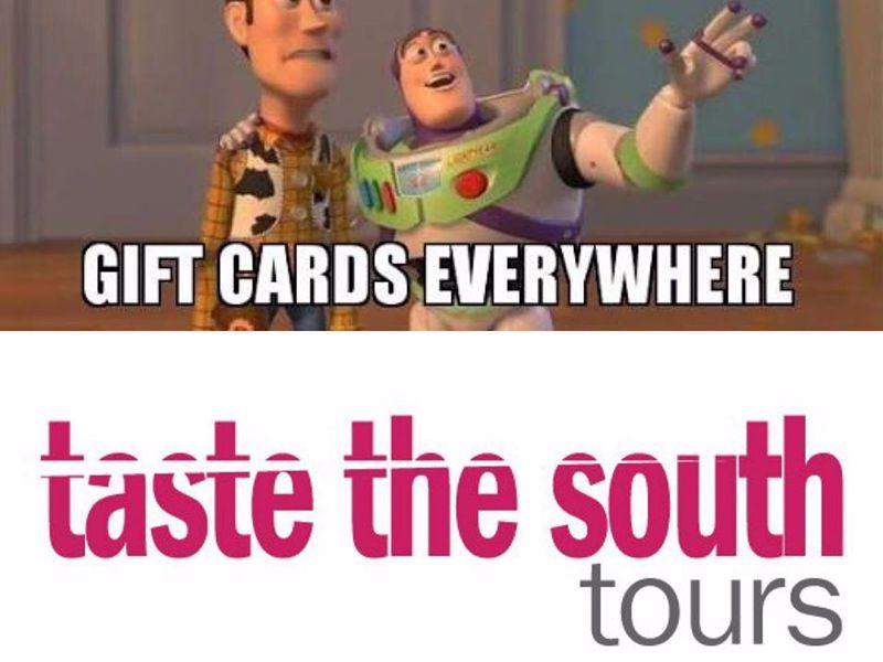 Taste the South Tours