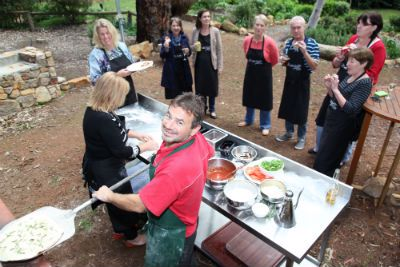 Wildwood Valley Cottages + Cooking School