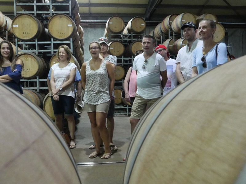 Cheers Winery & Scenic Tours