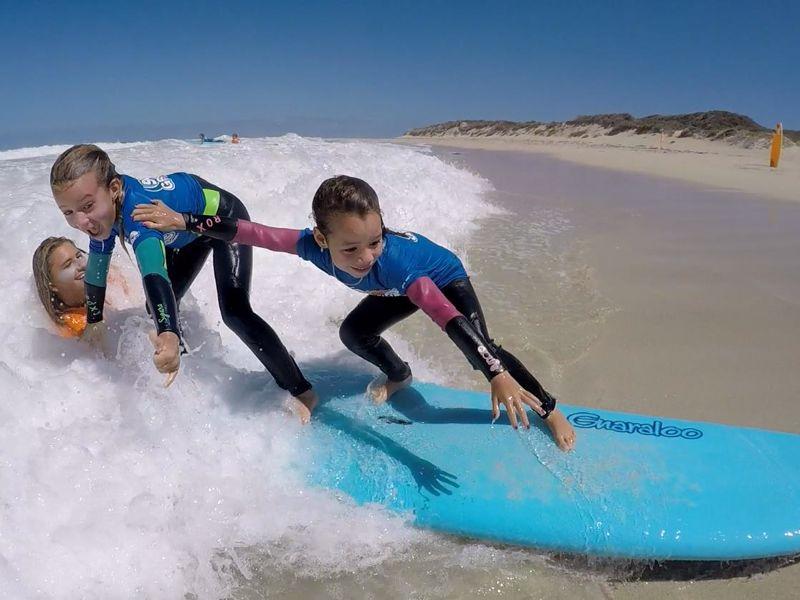 Josh Palmateer Surf Academy
