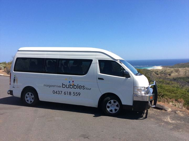 Margaret River Bubbles Tour