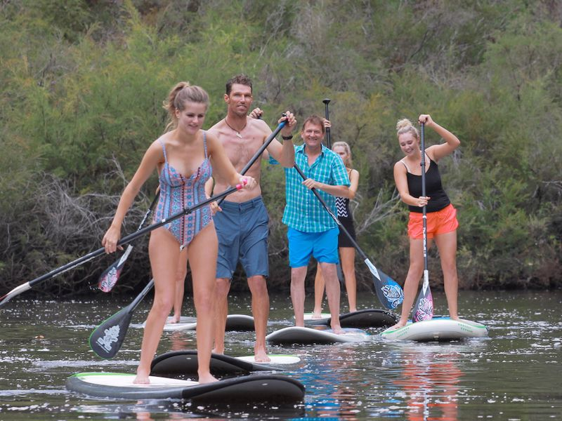 Margaret River Stand Up Paddle