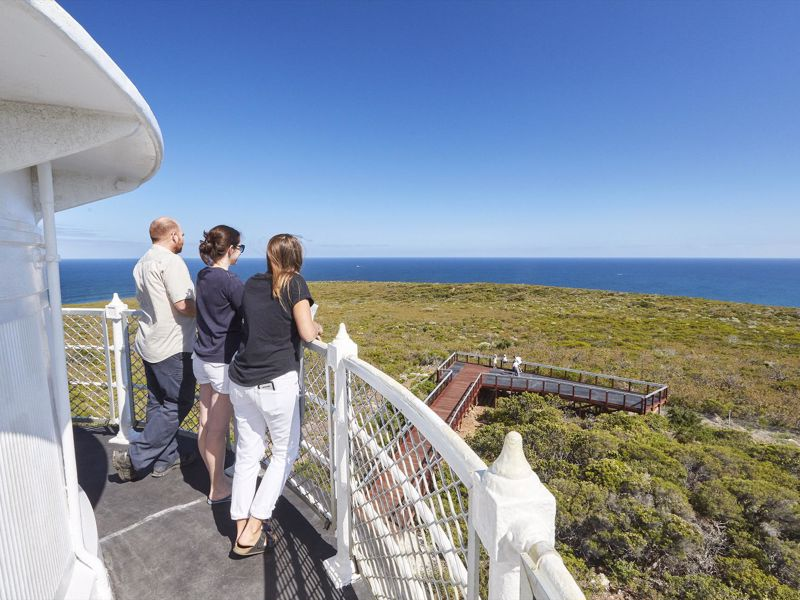 Margaret River Region Caves and Lighthouses