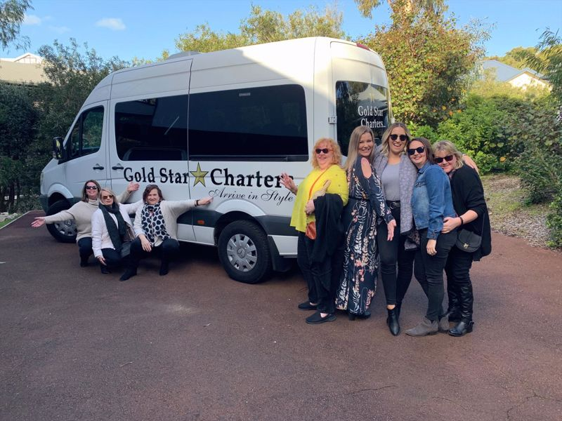 Gold Star Charters