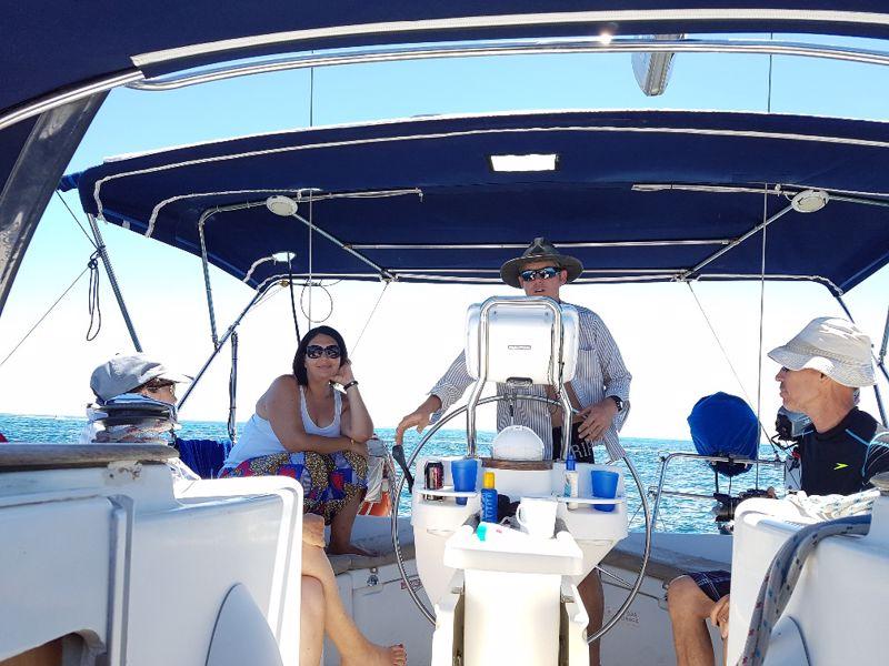 Sailing Charters WA