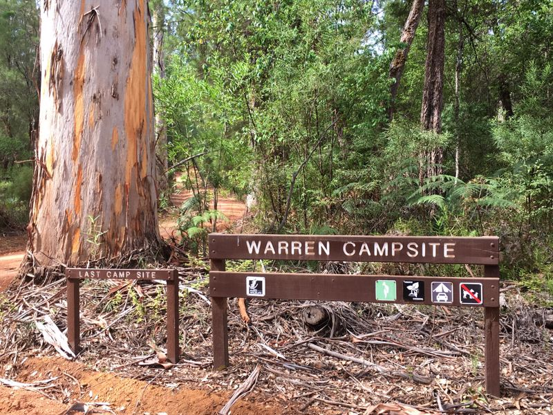 Warren Campsite - Warren National Park