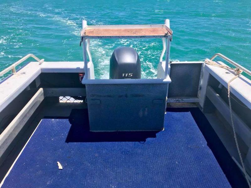 Shark Bay Boat Hire