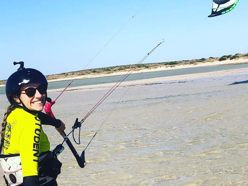 Shark Bay Kitesurfing