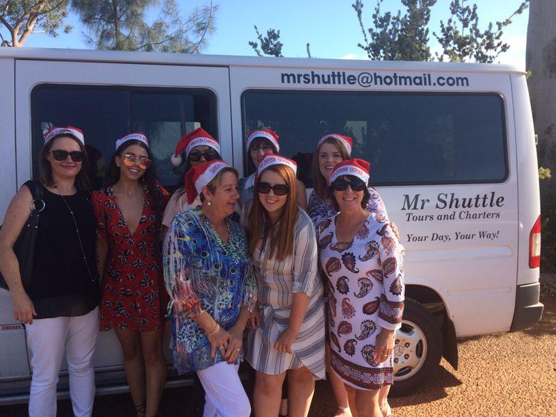 Mr Shuttle - Private Charters