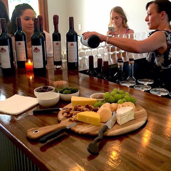 D'Vine Wine Tours