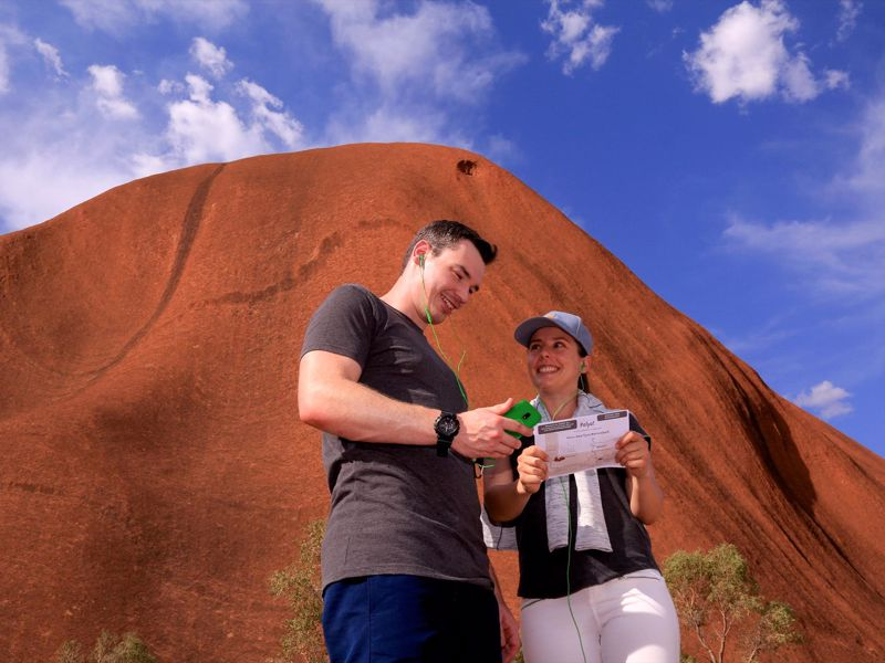 Uluru Audio Guide